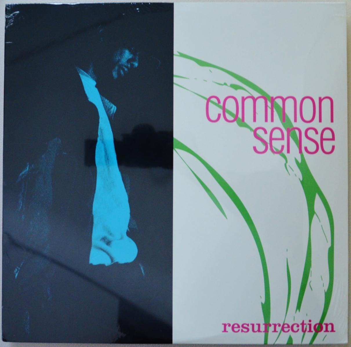 COMMON SENSE / RESURRECTION (1LP)