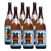 【朝日 30度 1800ml【6本セット】<br>あさひ 奄美 黒糖焼酎 朝日酒造 送料込み セット価格