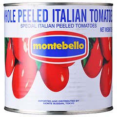 モンテベッロ ホールトマト 2.55kg(業務用)