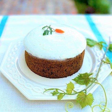 Carrot cake  キャロットケーキ