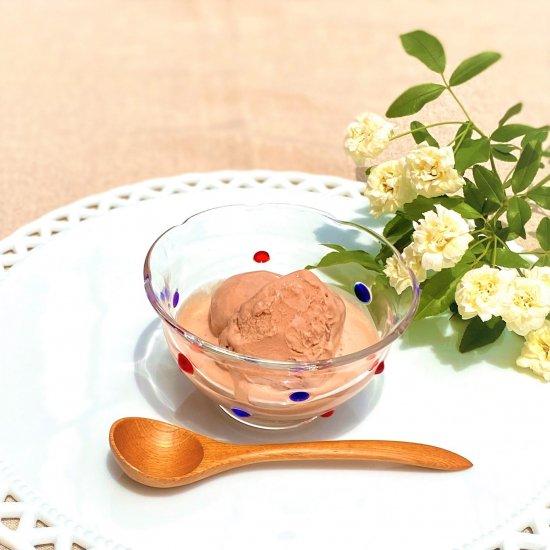 ジャージー牛のミルクアイス【ショコラ】(6個入り)
