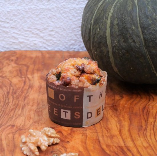 Le muffin potiron かぼちゃのマフィン