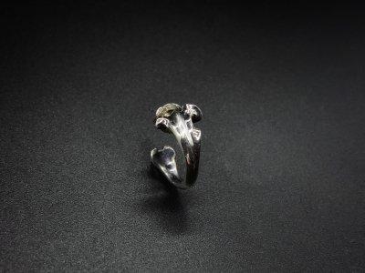 silly essence/bone pierce/silver