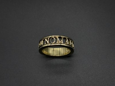 silly essence/nomad ring/brass