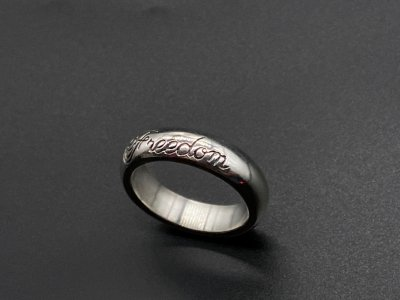 2$sjewelry/ring Freedom/silver