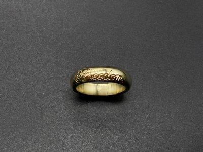 2$sjewelry/ring Freebom/brass