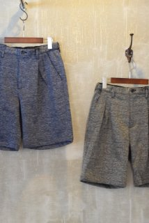 TAAKK(16SS)/ターク/Bonding jarsey short pants