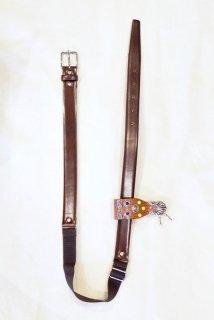 TOGA VIRILIS(17SS)/トーガビリリース/Leather belt br