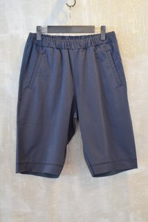 08sircus(17SS)/08サーカス/suede light terry easy shorts
