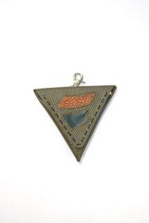 TOGA VIRILIS(17AW)/トーガビリリース/Metal leather wallet 1 khaki