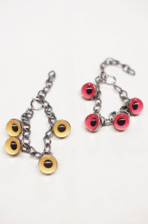 MARNI(17AW)/マルニ/BRACELET WITH SPHERES METALLO