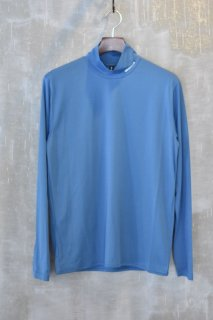 08sircus(18AW)/08サーカス/High Neck Long Sleeve Top blue<img class='new_mark_img2' src='https://img.shop-pro.jp/img/new/icons15.gif' style='border:none;display:inline;margin:0px;padding:0px;width:auto;' />