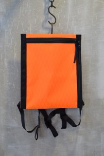 Portvel(18AW)/ポートヴェル/BACK PACK orange
