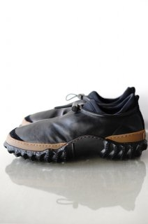 MARNI(18AW)/マルニ/LEATHER MOC SHOES