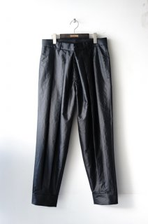 TAAKK(19SS)/ターク/HAKAMA TROUSERS<img class='new_mark_img2' src='https://img.shop-pro.jp/img/new/icons15.gif' style='border:none;display:inline;margin:0px;padding:0px;width:auto;' />