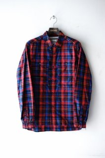 WhiteMountaineering(19SS)/ホワイトマウンテニアリング/MADRAS CHECK SHIRT<img class='new_mark_img2' src='https://img.shop-pro.jp/img/new/icons15.gif' style='border:none;display:inline;margin:0px;padding:0px;width:auto;' />