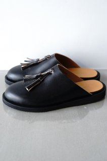 roundabout/ラウンダバウト/Leather Mule bk<img class='new_mark_img2' src='https://img.shop-pro.jp/img/new/icons60.gif' style='border:none;display:inline;margin:0px;padding:0px;width:auto;' />