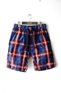 WhiteMountaineering(19SS)/ホワイトマウンテニアリング/ORIGINAL CHECK EASY SHORT PANTS