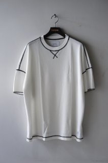 STAMPD(19SS)/スタンプド/Antora Short Sleeve wh<img class='new_mark_img2' src='https://img.shop-pro.jp/img/new/icons15.gif' style='border:none;display:inline;margin:0px;padding:0px;width:auto;' />