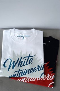 WhiteMountaineering(19SS)/ホワイトマウンテニアリング/PRINTED T-SHIRT 90s TOUR<img class='new_mark_img2' src='https://img.shop-pro.jp/img/new/icons15.gif' style='border:none;display:inline;margin:0px;padding:0px;width:auto;' />