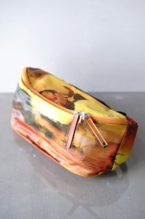 doublet(19SS)/ダブレット/3D PRINTED WAIST BAG aloha