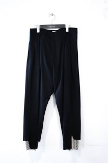 BED J.W. FORD(19AW)/ベッドフォード/Layered pants<img class='new_mark_img2' src='https://img.shop-pro.jp/img/new/icons15.gif' style='border:none;display:inline;margin:0px;padding:0px;width:auto;' />