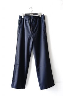 QASIMI(19AW)/カシミ/DRAWCORD TROUSERS