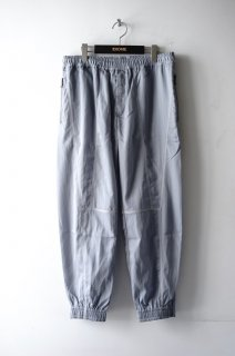 QASIMI(19AW)/カシミ/SHELL TRACK TROUSERS monu