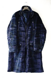 TAAKK(19AW)/ターク/NAKAYA-GLITCH VELVET COAT<img class='new_mark_img2' src='https://img.shop-pro.jp/img/new/icons15.gif' style='border:none;display:inline;margin:0px;padding:0px;width:auto;' />