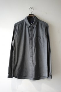 WhiteMountaineering(19AW)/ホワイトマウンテニアリング/TWILL DRESS SHIRT<img class='new_mark_img2' src='https://img.shop-pro.jp/img/new/icons15.gif' style='border:none;display:inline;margin:0px;padding:0px;width:auto;' />