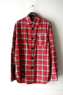 MARNI(19AW)/マルニ/plaid shirt<img class='new_mark_img2' src='https://img.shop-pro.jp/img/new/icons15.gif' style='border:none;display:inline;margin:0px;padding:0px;width:auto;' />