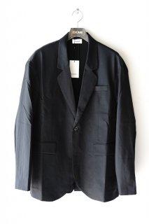 lownn(20SS)/ローン/relaxed blazer bk