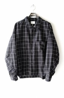 superNova.(20SS)/スーパーノヴァ/Big shirt jacket-window pane<img class='new_mark_img2' src='https://img.shop-pro.jp/img/new/icons15.gif' style='border:none;display:inline;margin:0px;padding:0px;width:auto;' />