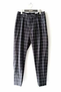 superNova.(20SS)/スーパーノヴァ/Utility trouser-window pane<img class='new_mark_img2' src='https://img.shop-pro.jp/img/new/icons15.gif' style='border:none;display:inline;margin:0px;padding:0px;width:auto;' />
