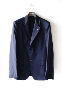 TOGA VIRILIS(20AW)/トーガビリリース/Suiting wool jacket<img class='new_mark_img2' src='https://img.shop-pro.jp/img/new/icons15.gif' style='border:none;display:inline;margin:0px;padding:0px;width:auto;' />