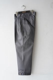 BED J.W. FORD(20AW)/ベッドフォード/Dickies Trousers gray<img class='new_mark_img2' src='https://img.shop-pro.jp/img/new/icons15.gif' style='border:none;display:inline;margin:0px;padding:0px;width:auto;' />