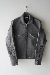 BED J.W. FORD(20AW)/ベッドフォード/Dickies Western Blouson gray<img class='new_mark_img2' src='https://img.shop-pro.jp/img/new/icons15.gif' style='border:none;display:inline;margin:0px;padding:0px;width:auto;' />