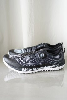WhiteMountaineering(20AW)/ホワイトマウンテニアリング/WM×SAUCONY -SWITCHBACK-<img class='new_mark_img2' src='https://img.shop-pro.jp/img/new/icons15.gif' style='border:none;display:inline;margin:0px;padding:0px;width:auto;' />