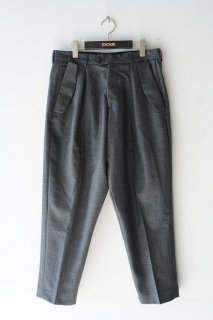 lownn(20AW)/ローン/Military Trousers<img class='new_mark_img2' src='https://img.shop-pro.jp/img/new/icons15.gif' style='border:none;display:inline;margin:0px;padding:0px;width:auto;' />
