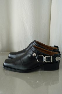 TOGA VIRILIS SHOE(21SS)/トーガビリリース/WESTERN MULE<img class='new_mark_img2' src='https://img.shop-pro.jp/img/new/icons14.gif' style='border:none;display:inline;margin:0px;padding:0px;width:auto;' />