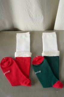 doublet(21SS)/ダブレット/JINGLE BELLS SOCKS<img class='new_mark_img2' src='https://img.shop-pro.jp/img/new/icons14.gif' style='border:none;display:inline;margin:0px;padding:0px;width:auto;' />