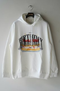doublet(21SS)/ダブレット/NOT ANNIVERSARY EMBROIDERY HOODIE wh<img class='new_mark_img2' src='https://img.shop-pro.jp/img/new/icons14.gif' style='border:none;display:inline;margin:0px;padding:0px;width:auto;' />