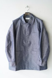 WELLDER(21SS)/ウェルダー/Barn Coat nv<img class='new_mark_img2' src='https://img.shop-pro.jp/img/new/icons14.gif' style='border:none;display:inline;margin:0px;padding:0px;width:auto;' />