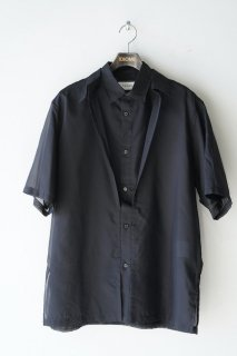 TAAKK(21SS)/ターク/W Layered Shirts SS<img class='new_mark_img2' src='https://img.shop-pro.jp/img/new/icons14.gif' style='border:none;display:inline;margin:0px;padding:0px;width:auto;' />