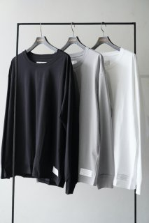 prasthana(21SS)/プラスターナ/classic long sleeve<img class='new_mark_img2' src='https://img.shop-pro.jp/img/new/icons14.gif' style='border:none;display:inline;margin:0px;padding:0px;width:auto;' />