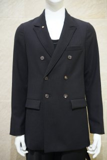 Double-bleasted jacket<img class='new_mark_img2' src='https://img.shop-pro.jp/img/new/icons14.gif' style='border:none;display:inline;margin:0px;padding:0px;width:auto;' />