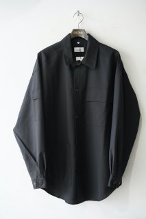 Utility Long Shirt - Wool<img class='new_mark_img2' src='https://img.shop-pro.jp/img/new/icons14.gif' style='border:none;display:inline;margin:0px;padding:0px;width:auto;' />