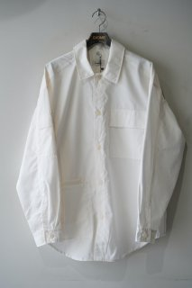Utility Long Shirt - cotton<img class='new_mark_img2' src='https://img.shop-pro.jp/img/new/icons14.gif' style='border:none;display:inline;margin:0px;padding:0px;width:auto;' />