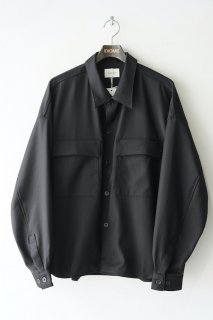 CPO shirt Jacket bk<img class='new_mark_img2' src='https://img.shop-pro.jp/img/new/icons14.gif' style='border:none;display:inline;margin:0px;padding:0px;width:auto;' />