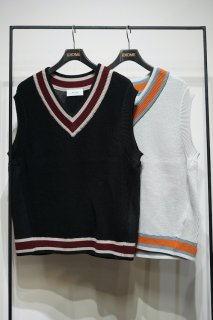 Tilden Vest<img class='new_mark_img2' src='https://img.shop-pro.jp/img/new/icons14.gif' style='border:none;display:inline;margin:0px;padding:0px;width:auto;' />